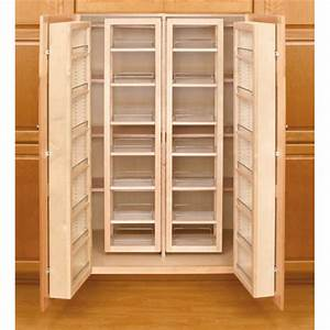 Rev-A-Shelf Swing-Out Tall Kitchen Cabinet Chef's Pantries
