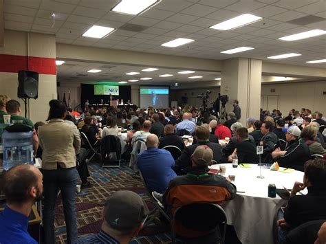 Packed Rooms by The Ibew Renew Conference Was Packed Labor Rising