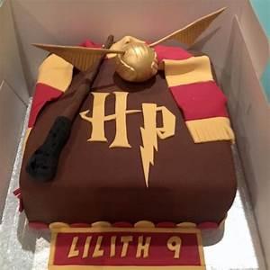 Harry Potter Themed Cake 2, broadwaybakery com 39883