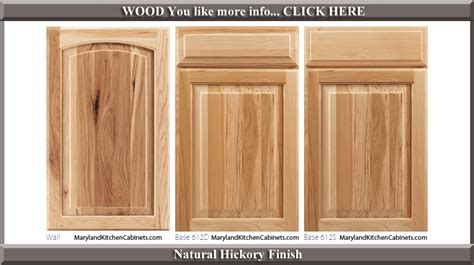 hickory kitchen cabinet doors hickory kitchen cabinet doors kitchen design ideas 4196