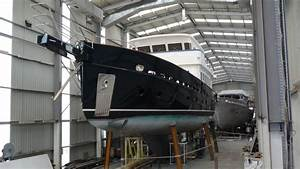 New Yacht Construction 27 M Steel Hull Ice Classed