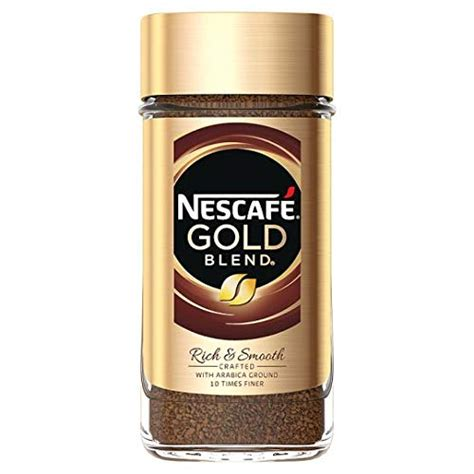 3.5 ounces / 100 grams of rich flavor. Nescafe Gold Blend Ground Coffee, 200g - Online Dry Fruit Store
