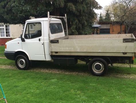 ldv 200 pilot alloy diesel dropside up truck in
