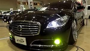 Nissan Cima Y51 Custom Car  U65e5 U7523  U30b7 U30fc U30de Y51  U30ab U30b9 U30bf U30e0 U30ab U30fc Car Audio  U30ab U30fc
