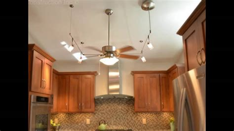 Kitchen Ceiling Fans With Lights Youtube