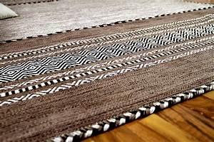 Teppich Rund Braun Beige : natur teppich kelim navarro beige braun teppiche nepal gabbeh und kelim teppiche kelim teppiche ~ Bigdaddyawards.com Haus und Dekorationen