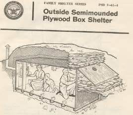 Small Underground House Plans by An Underground House Fort Shelter From Yesteryears
