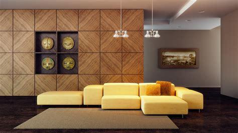 model wallpaper ruang tamu  cantik
