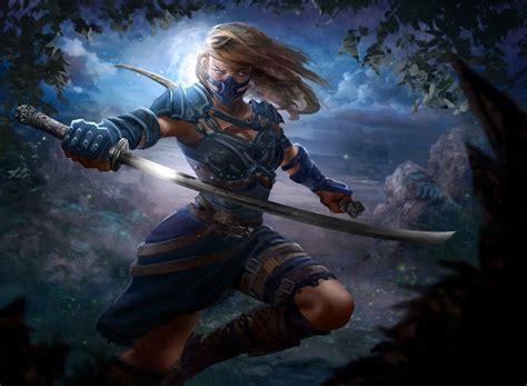 fantasy Art, Sword Wallpapers HD / Desktop and Mobile ...