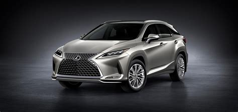 photo gallery the updated 2020 lexus rx rx f sport