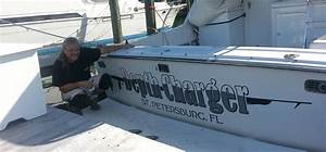 vinyl boat names in greater tampa bay friends of shell key With boat lettering tampa