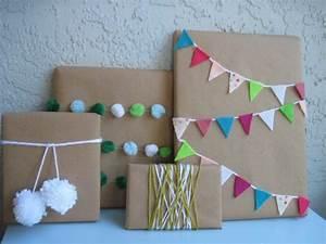 Geschenke Richtig Verpacken : 42 kreative ideen wie man geschenke originell verpacken kann ~ Markanthonyermac.com Haus und Dekorationen