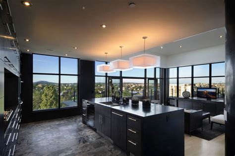 3 Takes On Modern Apartment Design by Luxury Penthouse Apartment In Bc Idesignarch