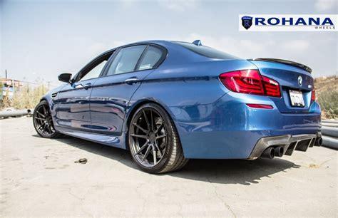 bmw     introduced   rohana rf wheels