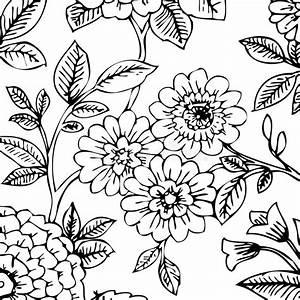 Papier Peint Rayé Noir Et Blanc : papier peint floral noir blanc illustration de vecteur illustration du cercle contexte 5326939 ~ Preciouscoupons.com Idées de Décoration