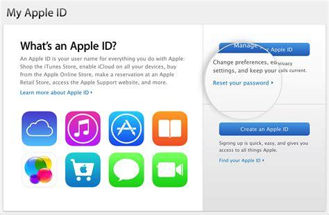 om du gloemmer loesenordet  ditt apple id apple support