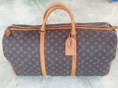 part time bundle louis vuitton large travel bag sold