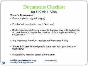 Uk visit visa sanctum consulting for Document checklist uk spouse visa