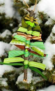 weihnachts bastel material 17 best diy tree ornaments from materials woodz images on