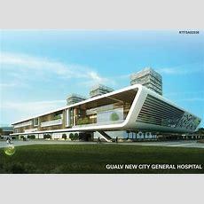 Gualv New City General Hospital  Rtkl Associates Inc