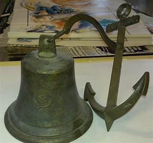 Ship Graf Spee Bell