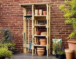Regal Bauanleitung Holz : gartenregal bauen ~ Michelbontemps.com Haus und Dekorationen