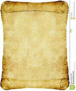 Vintage Parchment Paper Scroll Stock Vector - Image: 12847932