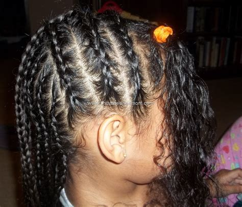 Easy Cornrow Hairstyles For by Easy Cornrow Style For
