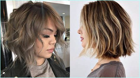 11 Beautiful Bob Haircuts 2018 ️ Choppy Bob Haircuts For
