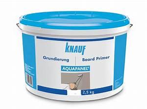 Knauf Easy Putz Grundierung : knauf aquapanel grundierung innen 2 5 kg ~ Michelbontemps.com Haus und Dekorationen