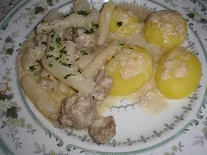 Kartoffeln Aufbewahren Küche : schwarzwurzeln mit kartoffeln und fleischb llchen von ~ Michelbontemps.com Haus und Dekorationen
