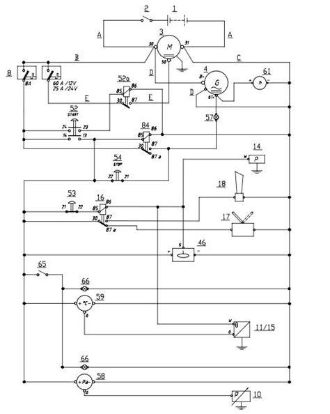 maintenance schedule  volvo penta power generation engine