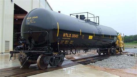 UTLX expanding Kansas tank car center - Railway Age