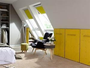 Schräge Wände Gestalten : stauraum unter die schr ge gebracht wohnen ~ Lizthompson.info Haus und Dekorationen
