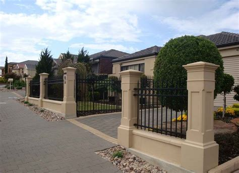 fence ideas for front yard elegant and cool front yard fence ideas for your home homestylediary com
