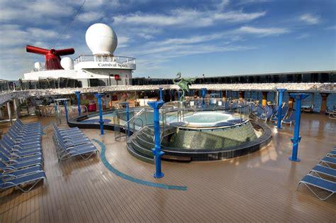 Carnival Spirit | Cruise Ship Facilities | Carnival Cruises