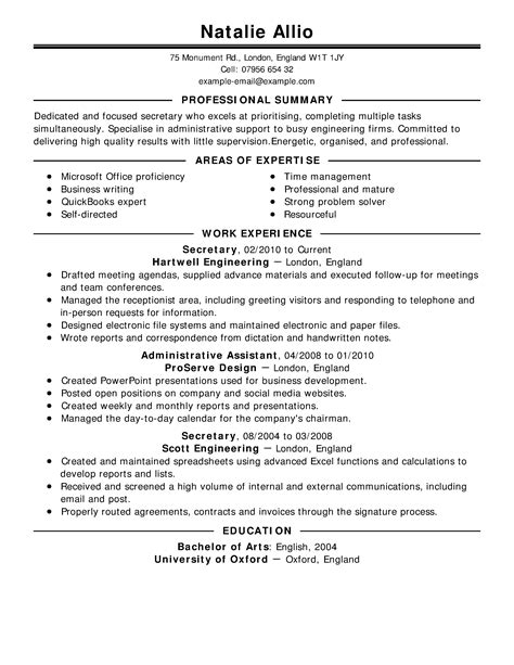 How To Organize Resume Dates by Sle Cover Letter For Receptionist Resume Cv Cover Letter