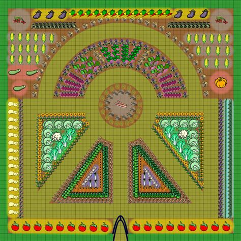 Garden Designs And Layouts vegetable garden designs and layouts 2017 2018 best