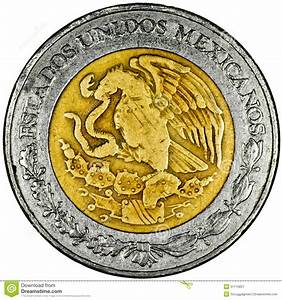 Mexican Peso Stock Image  Image Of Closeup  Peso  Business