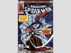 The Amazing SpiderMan #210 The Prophecy of Madame Web