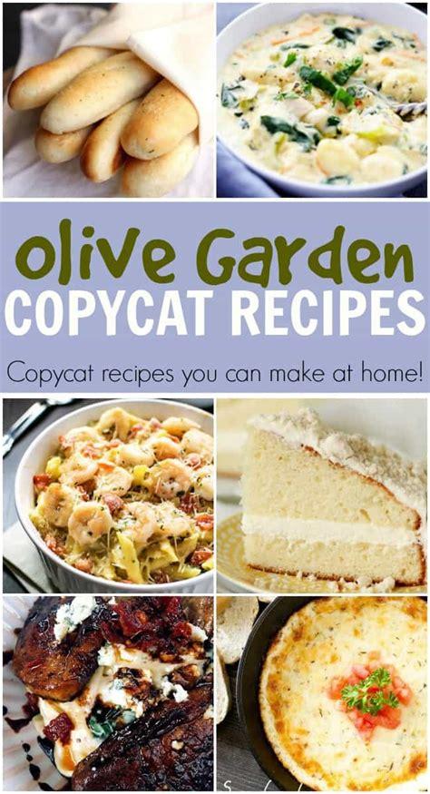 olive garden copycat recipes olive garden copycat recipes this s