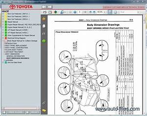 Toyota Hiace  Repair Manuals Download  Wiring Diagram  Electronic Parts Catalog  Epc