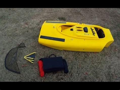 Rc Thrasher Jet Boats For Sale by Mokai Classic Motorized Kayak In Doovi