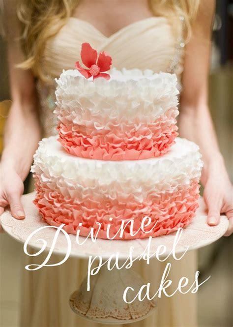 pastel color tortas de casamiento torta de novios