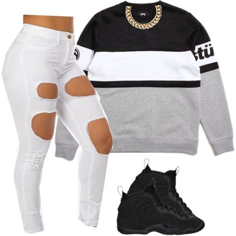 109 best Foamposites Outfits images on Pinterest | Cool outfits Casual clothes and Casual dress ...