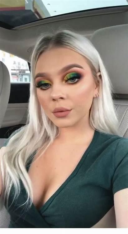 Makeup Maquillaje Awesome Miladies Eye Ojos Pinnergif