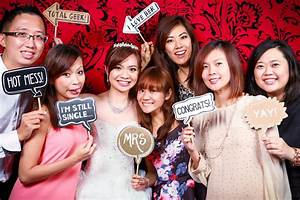 Wedding Photo Booth Singapore Wedding Photo Booth Prices