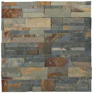 Pierre naturelle decorative pierres briques for Salle de bain design avec hottes décoratives murales