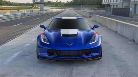 2017 Chevrolet Corvette Grand Sport Heritage Blue Special