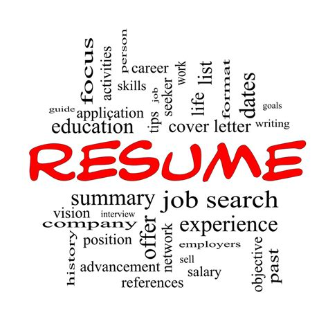 Resume Writing Templates Word by Resume Word Free Excel Templates